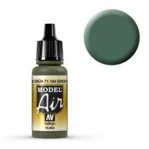 Model Air - Grün (Green) RLM 62 - 17 ml
