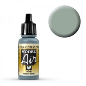 Model Air - UK PRU Blau (UK PRU Blue) - 17 ml