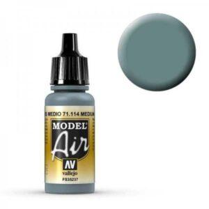 Model Air - US Blaugrau (US Blue Grey) - 17 ml