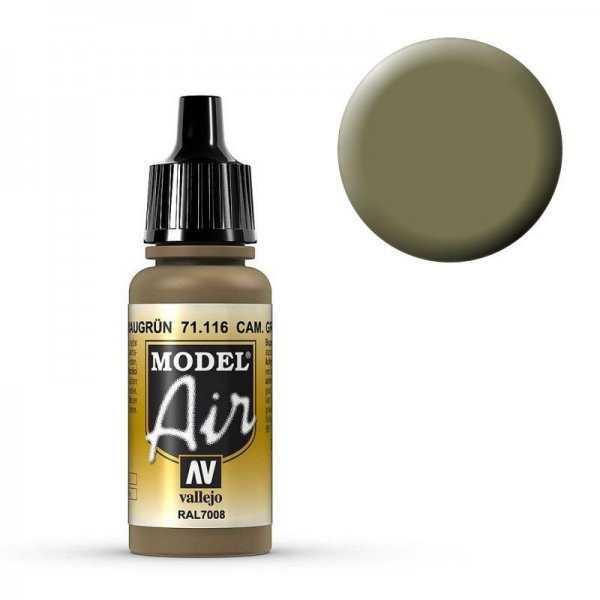Model Air - Graugrün (RAL7008) - 17 ml
