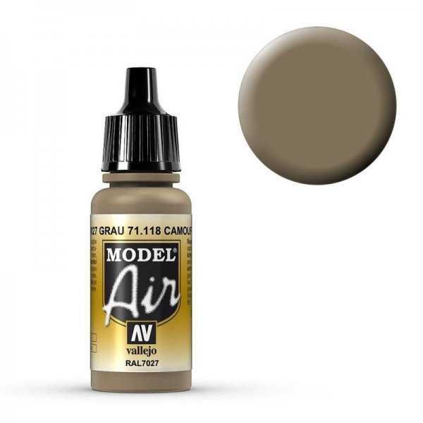 Model Air - Grey (RAL7027) - 17 ml