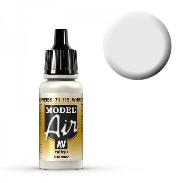 Model Air - Grauweiss. (RAL9002) - 17 ml