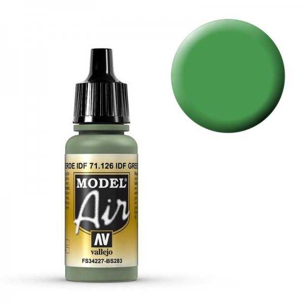 Model Air - IDF Grün (IDF Green) - 17 ml