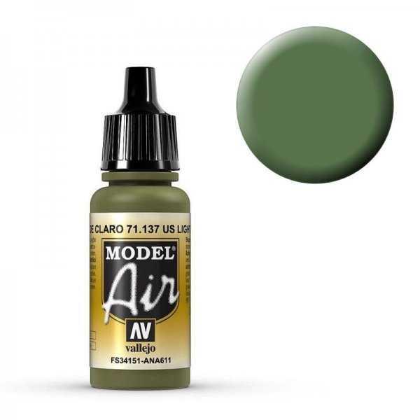 Model Air - US Hellgrün - 17 ml