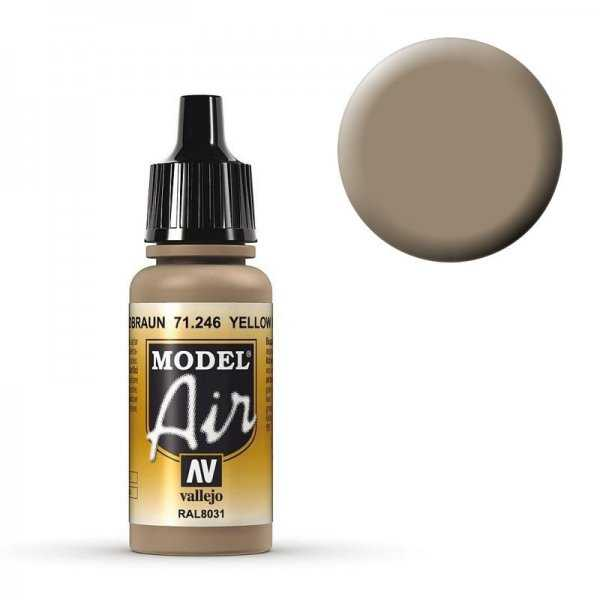 Model Air - Sandbraun (RAL 8031) - 17 ml