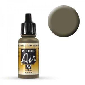 Model Air - Helloliv (RAL 6040) - 17 ml