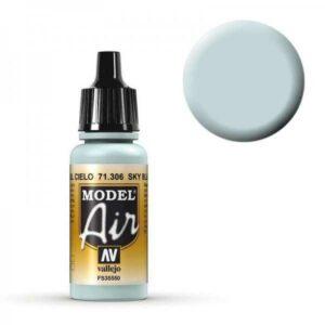 Model Air - See-Blau - 17 ml