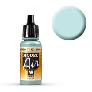 Model Air - Unterseiten-Blau