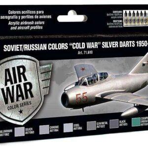 Model Air Farbset - Russische Farben
