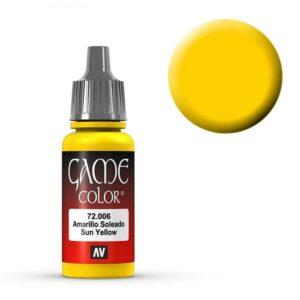 Sun Yellow - 17 ml