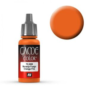 Orange Fire - 17 ml