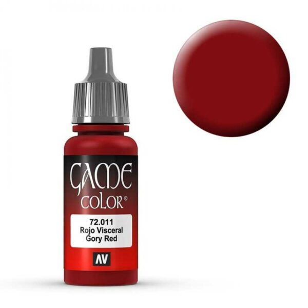 Gory Red - 17 ml