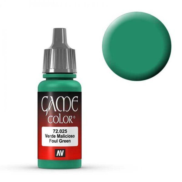 Foul Green - 17 ml