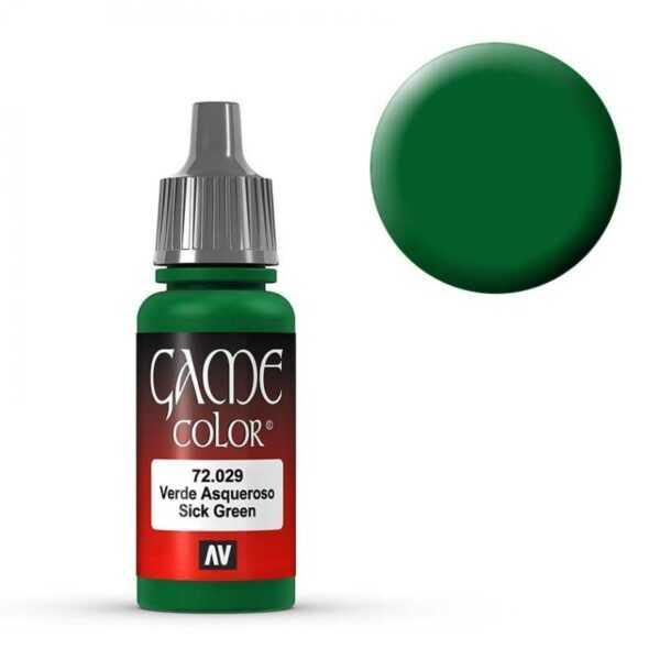 Sick Green - 17 ml