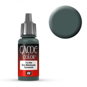 Gunmetal - 17 ml