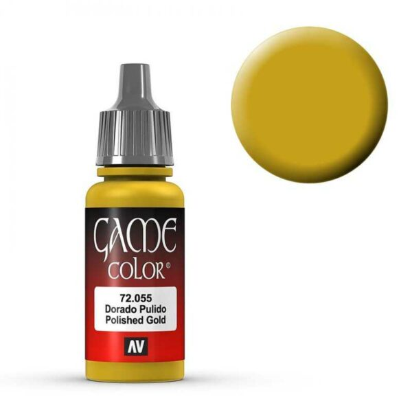 Polished Gold - 17 ml