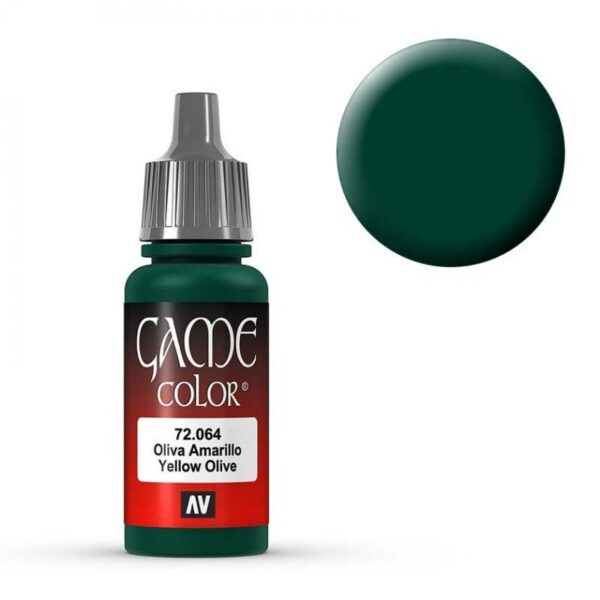 Yellow Olive - 17 ml