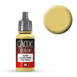 Pale Yellow - 17 ml