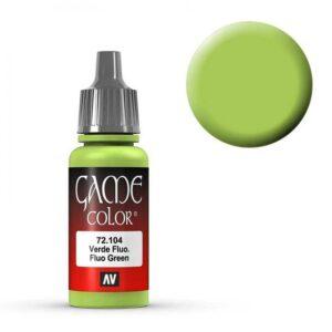 Fluo Green - 17 ml