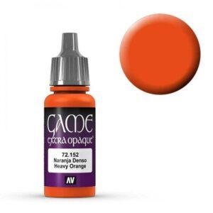 Heavy Orange - 17 ml
