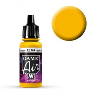 Gold Yellow - 17 ml