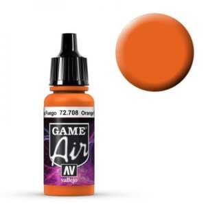 Orange Fire - 17 ml