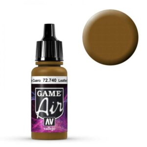 Leather Brown - 17 ml
