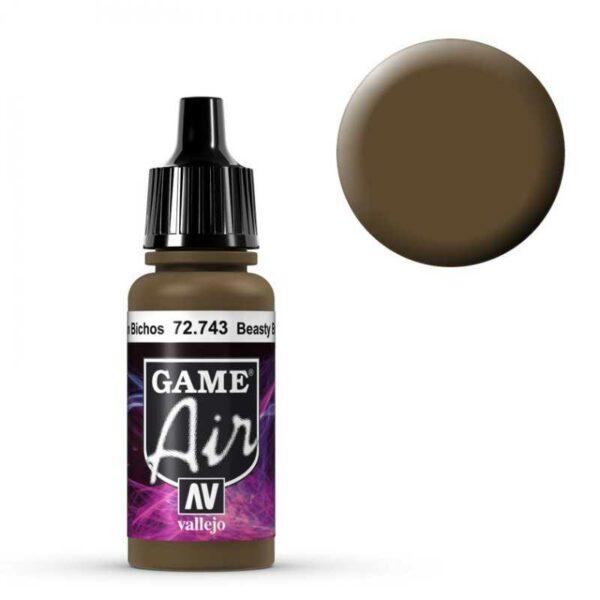 Beasty Brown - 17 ml