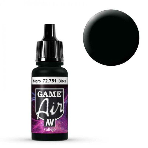 Black - 17 ml