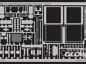 BR 52 w/Steifrahmentender - Interior [Trumpeter]