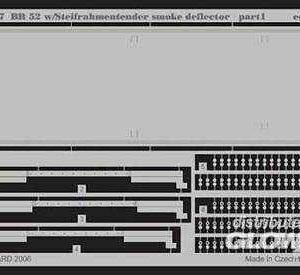 BR 52 smoke deflector [Trumpeter]