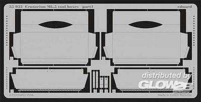 Centurion Mk.571 - Toolboxes [AFV-Club]