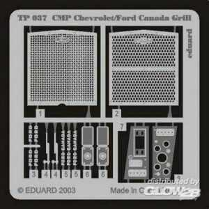 CMP Chevrolet/Ford Canada - Grill