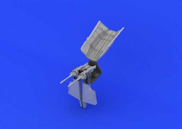 Focke Wulf Fw190 F-8 MG 131 mount [Revell]