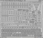 German Submarine Type IX C/40 hull - Part 1 [Revell]