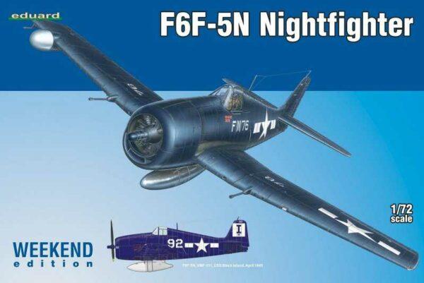 F6F-5N Nightfighter - Weekend Edition
