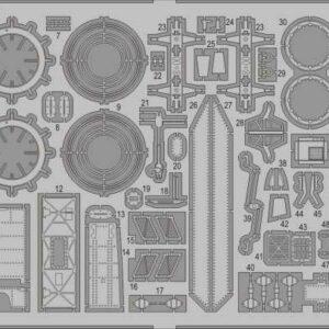D9R Doobi w/armor slats - Exterior [Meng Model]