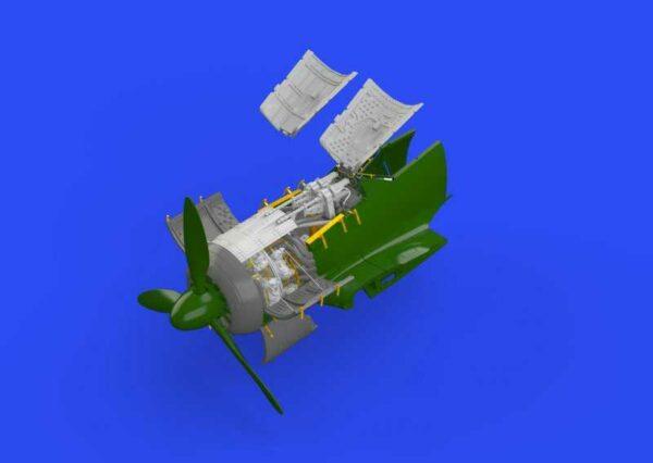 Focke-Wulf Fw 190 A-5 - Engine & fuselage guns [Eduard]