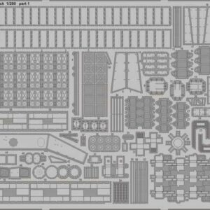 HMS Hood - Pt. 5 Deck [Trumpeter]