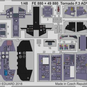 Tornado F.3 ADV [Revell]