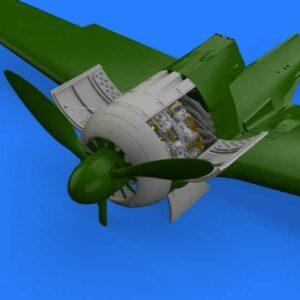 Focke-Wulf Fw 190 A-3 - Engine [Eduard]