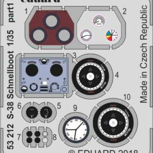 S-38 Schnellboot [Italeri]