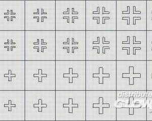 Deutsche Kreuze spät