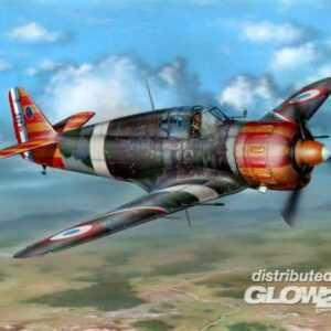 Bloch MB 152C.1 Red&Yellow Stripes