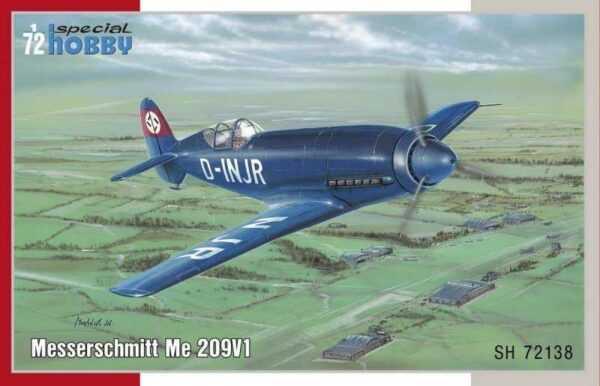 Messerschmitt Me 209 V-1