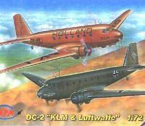 Douglas DC-2 KLM/Luftwaffe