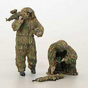 US Heckenschützen - Jackal hillie suit