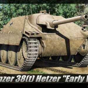 Hetzer Early Production