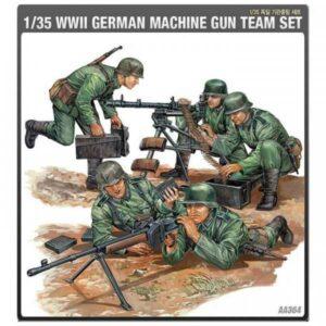 German MG Crew