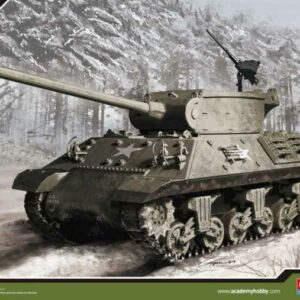 M36B2 US Army - Battle of the Bulge